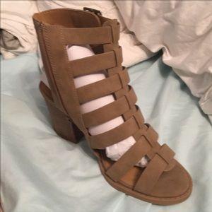 Cute sandal boots